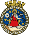 Coat of arms of Oslo.png