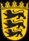 Baden-Württemberg vapen.png