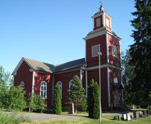 Oripään kirkko 2011.JPG