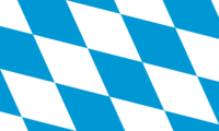 Flag of Free State of Bavaria